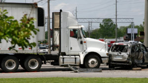 18 wheeler truck accident